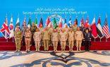 رؤساء الأركان في دول مجلس التعاون يناقشون الحماية البحرية والجوية و«الأعمال العدائية الإيرانية»
