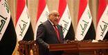 البرلمان العراقي يوافق على استقالة المهدي ويطالب بتسمية الرئيس الجديد