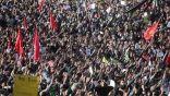 مقتل أكثر من 50 شخصا وإصابة العشرات أثناء تشييع جثمان قاسم سليماني