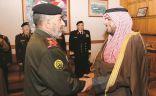 تعيين خالد الصالح نائباً لرئيس الأركان وترقيته لرتبة فريق