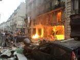 الداخلية الفرنسية تكشف حصيلة تفجيرات اليوم