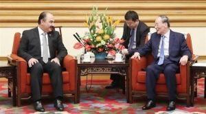 الصين تعلن استعدادها للمشاركة في اعمار سوريا