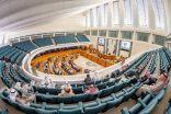 مجلس الأمة يوافق على مقترح بإحالة ما أثير في الجلسة للجنة الداخلية والدفاع لتقديم تقرير بشأنها