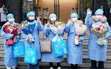بريطانيا: شفاء جميع المصابين بفيروس كورونا عدا حالة واحدة فقط