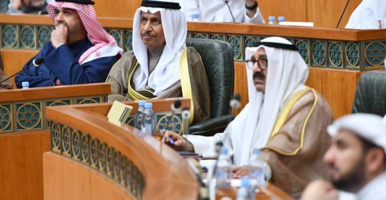 DtAPFCpWoAERLUw 780x405 - مجلس الأمة يحيل استجواب رئيس الوزراء إلى التشريعية