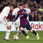تشكيلة ريال مدريد وبرشلونة في الكلاسيكو الإسباني