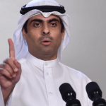 الغانم يهنئ الشيخة سعاد الصباح بتكريمها كشخصية مؤثرة ثقافيا