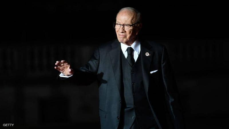 1 1263810 - عاجل: وفاة الرئيس التونسي الباجي قايد السبسي