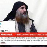 عاجل –  التفاصيل الكاملة لعملية قتل زعيم تنظيم داعش الإرهابي.. أبوبكر البغدادي