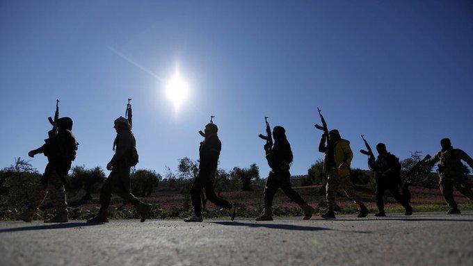 ENDROJmWoAAMrY0 - تركيا تدرس إرسال مقاتلين سوريين متحالفين معها إلى ليبيا