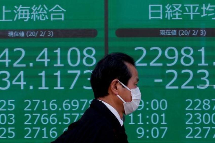ارتفاع الأسهم اليابانية مقتدية بوول ستريت مع هبوط الين - ارتفاع الأسهم اليابانية مقتدية بوول ستريت مع هبوط الين