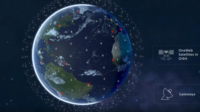 One Web تطلق دفعة جديدة من الأقمار إلى الفضاء - One Web تطلق دفعة جديدة من الأقمار إلى الفضاء
