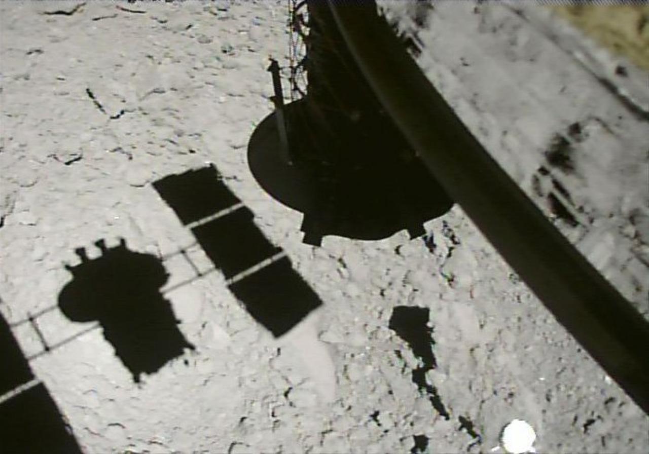 اصطدام اصطناعي يكشف أسرار الكويكب ريوغو القريب من الأرض - اصطدام اصطناعي يكشف أسرار الكويكب ريوغو القريب من الأرض
