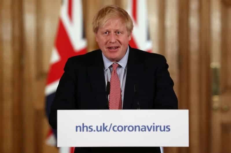 0 Coronavirus 799x532 1 - إصابة رئيس وزراء بريطانيا بوريس جونسون بفيرس كورونا