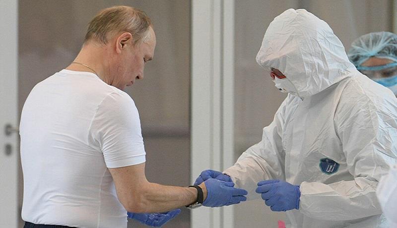 20200331140943783 - اصابة طبيب التقى بوتين بفيروس كورونا