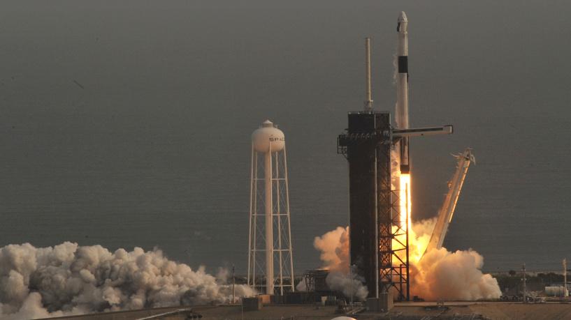 لأول مرة منذ 10 سنوات.. ناسا تطلق رواد فضاء إلى المحطة الدولية من التراب الأميركي - لأول مرة منذ 10 سنوات.. ناسا تطلق رواد فضاء إلى المحطة الدولية من التراب الأميركي