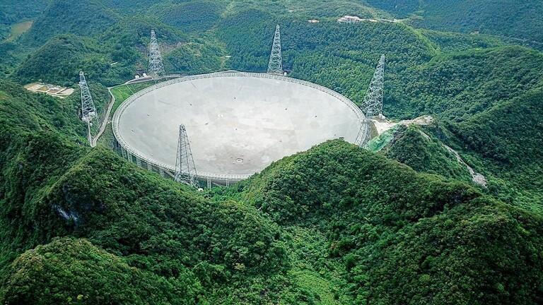 الصين تبحث عن حضارات خارجية بمساعدة تلسكوب جديد - الصين تبحث عن حضارات خارجية بمساعدة تلسكوب جديد