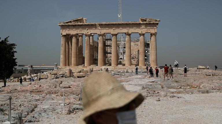 اليونان تفتح أبوابها للسياح الأجانب من 29 دولة بما في ذلك الصين - اليونان تفتح أبوابها للسياح الأجانب من 29 دولة بما في ذلك الصين