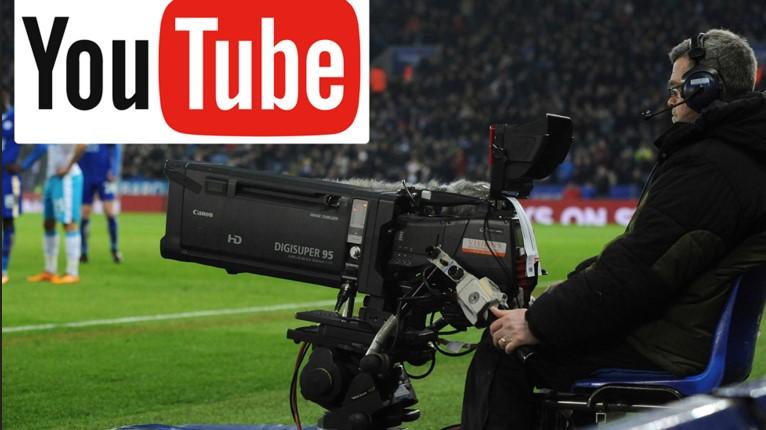"""بشرى سارة لعشاق الدوري الإنجليزي بث مجاني عبر يوتيوب للمباريات - بشرى سارة لعشاق الدوري الإنجليزي بث مجاني عبر """"يوتيوب"""" للمباريات"""