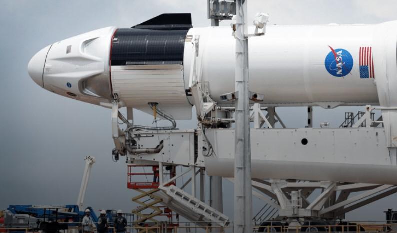 تأجيل الإطلاق التاريخي لشركة SpaceX لاسكتشاف الفضاء.. إليك السبب - تأجيل الإطلاق التاريخي لشركة SpaceX لاسكتشاف الفضاء.. إليك السبب