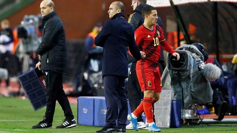 رسميا..مارتينيز يمدد عقده مع الاتحاد البلجيكي - رسميا..مارتينيز يمدد عقده مع الاتحاد البلجيكي