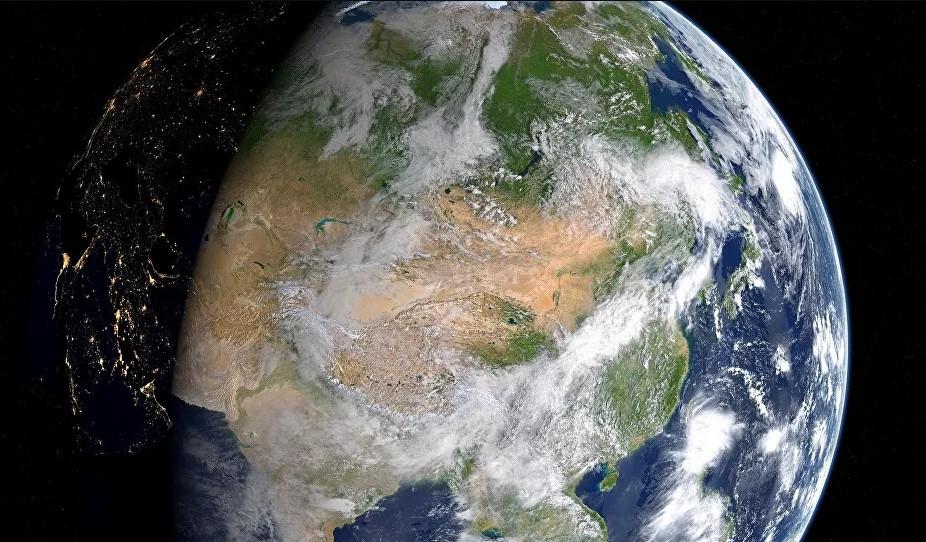كوكب الأرض - في عالم مواز... الزمن يمشي إلى الوراء