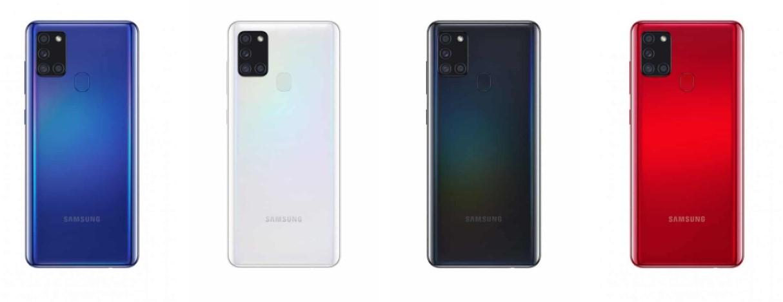 Galaxy A21s ألوان - سامسونج تعلن رسميًا عن Galaxy A21s بسعر منافس