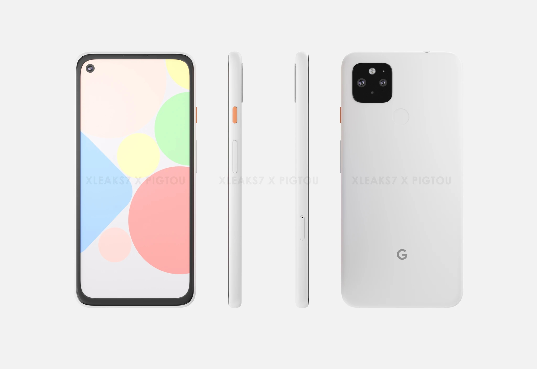 Google Pixel 4a XL - هكذا يبدو الهاتف Google Pixel 4a XL الملغي من قبل شركة جوجل