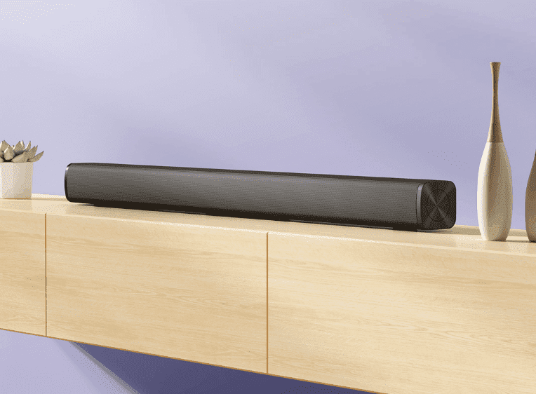 Redmi TV Soundbar 1 - Redmi تكشف عن مكبر soundbar بقدرة 30W وسعر 28 دولار