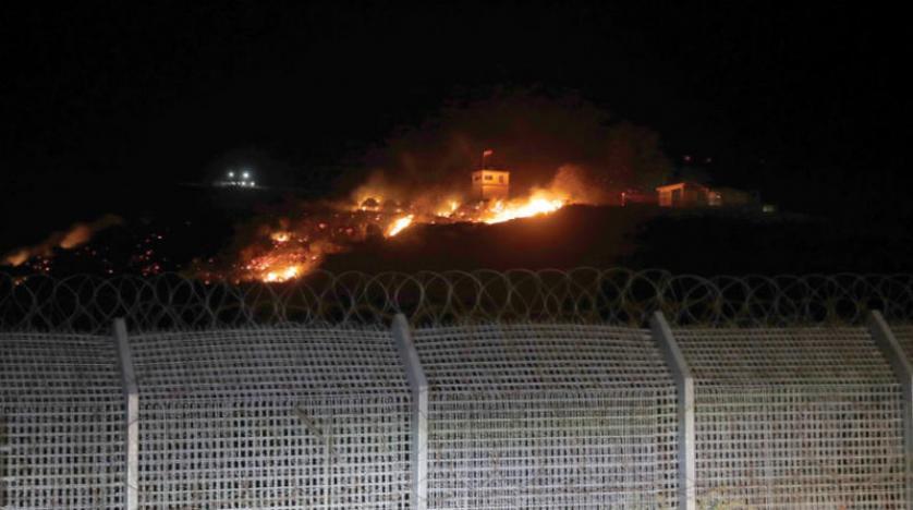 75329416 4164 4f7f 9fb3 5417c627be78 - مروحيات إسرائيلية تقصف «أهدافاً عسكرية» في القنيطرة