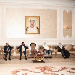 """معالي محافظ العاصمة الشيخ طلال الخالد يجري جولةً ميدانيةً على """"بنيد القار"""" لتفقد أوضاع العقارات المتهالكة"""