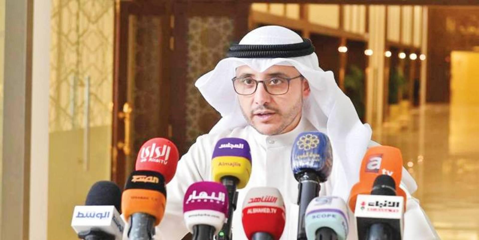 3 2 373499 highres - وزير الخارجية: الكويت لم تتلق طلبات عبور للطيران الإسرائيلي