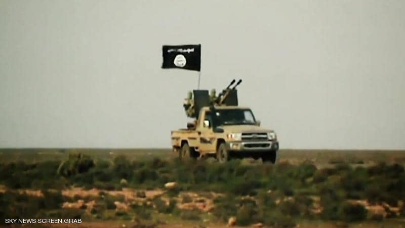 1 1354634 - 11 قتيلاً في هجوم على موقع عسكري غربي بغداد