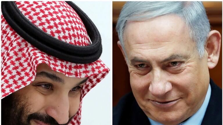 5fbbb7034c59b7421212900d - الخارجية السعودية تنفي اجتماع ولي العهد السعودي مع مسؤولين إسرائيليين
