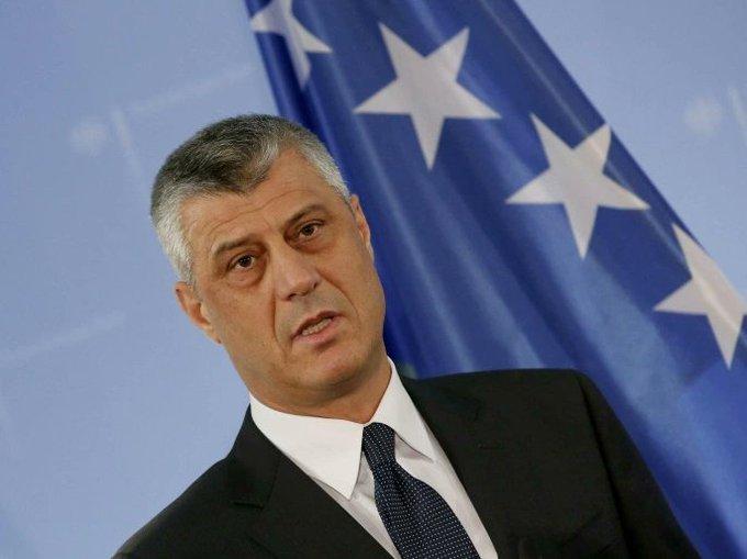EmD3M85XUAAMrkI - رئيس كوسوفو يقدم استقالته لمواجهة اتهامات بارتكاب جرائم حرب.            #العبدلى_نيوز