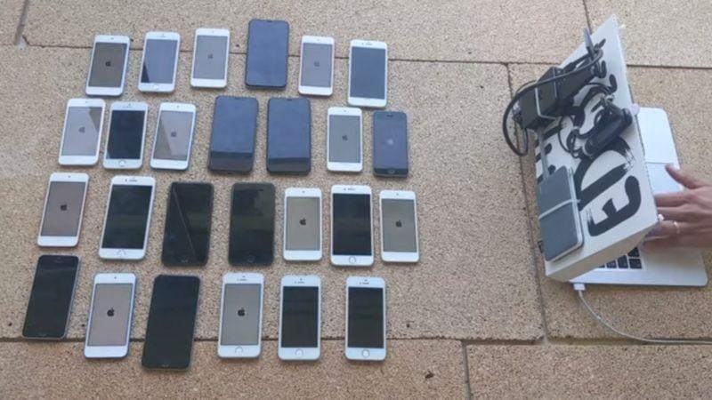 """٢٠٢٠١٢٠٣ ١١٠٤٢٣ - #القرصنة_الإلكترونية: ثغرة في أجهزة آيفون سمحت باختراقها من خلال شبكات """"واى فاى"""".      #العبدلي_نيوز"""