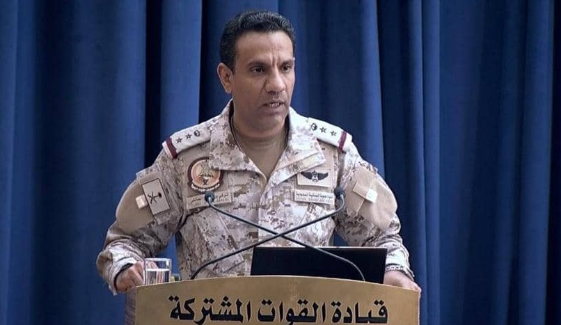 ٢٠٢٠١٢٠٤ ٠٨٥٨١١ - تحالف دعم الشرعية في اليمن يدمر طائرة حوثية دون طيار.   #العبدلي_نيوز