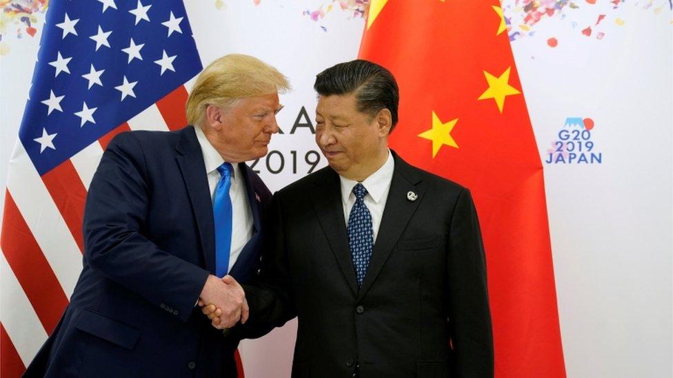 """٢٠٢٠١٢٠٤ ١٥٥٠٤٦ - التوتر بين الصين والولايات المتحدة: رئيس الاستخبارات الأمريكية يصف بكين بأنها """"أكبر تهديد للحرية"""".     #العبدلي_نيوز"""