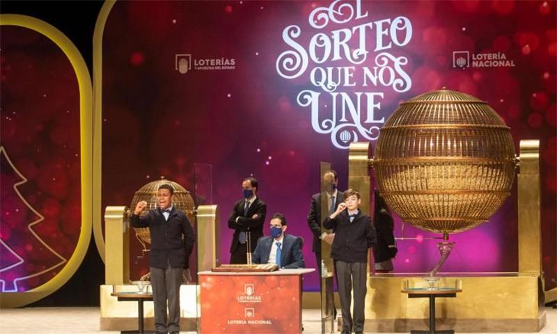٢٠٢٠١٢٢٣ ١٦٥٨٣٨ - 2.4 مليار يورو للفائزين باليانصيب الميلادي السنوي في #إسبانيا.       #العبدلي_نيوز
