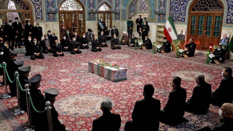 1 1398495 - إيران: العالم النووي قتل بسلاح موجّه عبر الأقمار الصناعية