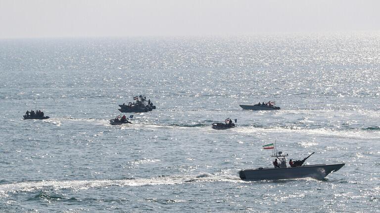 5fe77f5e42360477dd2ff4e5 - السلطات الإيرانية: غرق سفينة إنزال على متنها 7 أشخاص قرب مضيق هرمز