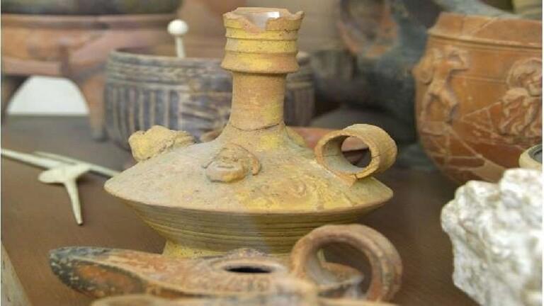 امبراطور - علماء الآثار يعثرون على أنقاض قاعة العرش لأول إمبراطور صيني     #العبدلي_نيوز