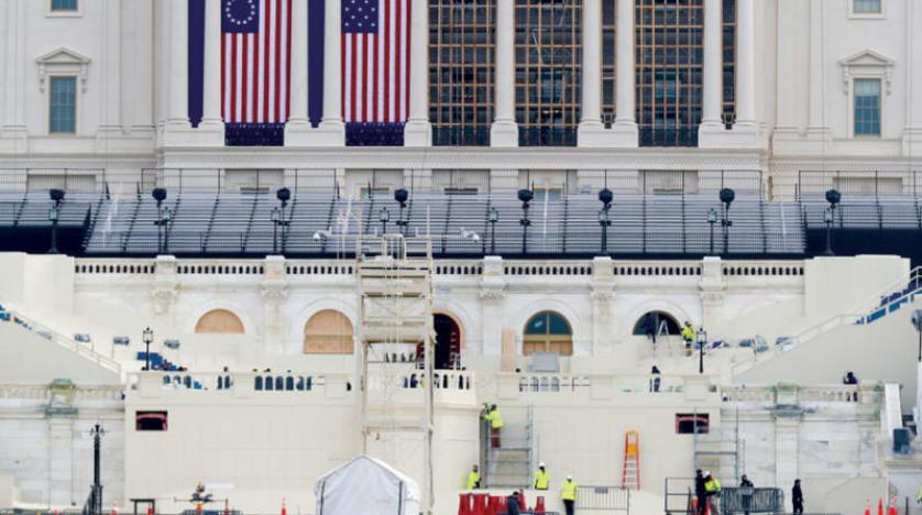٢٠٢١٠١١٢ ٠٨٣٥٥٤ - مجلس النواب يباشر إجراءات «عزل ترمب».    #العبدلي_نيوز