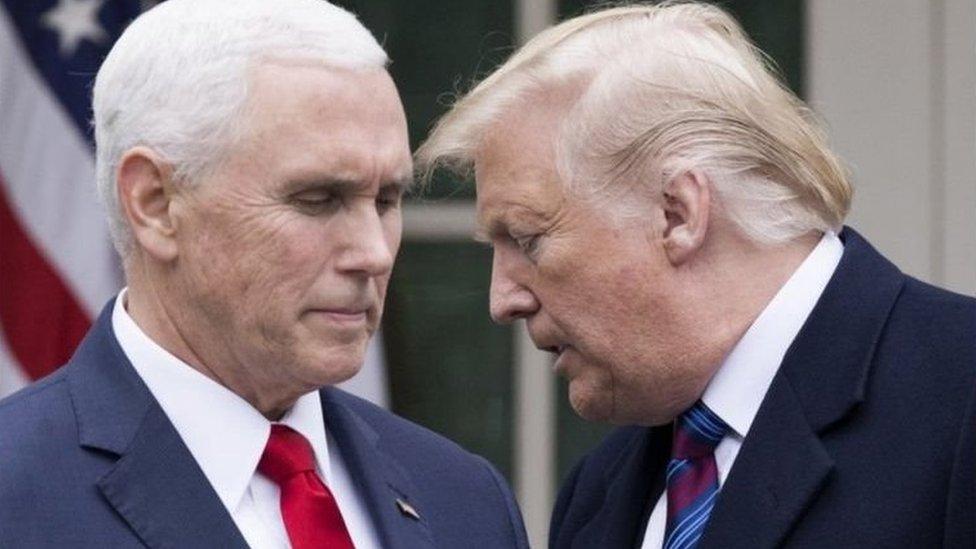 ٢٠٢١٠١١٣ ١١٠٣٣٨ - اقتحام الكونغرس: هل يمكن عزل ترامب أو حرمانه من العمل السياسي؟