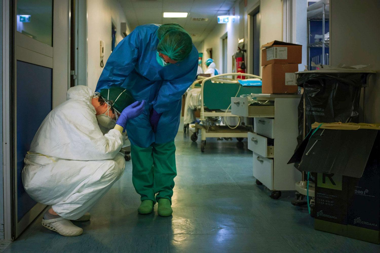 ٢٠٢١٠١١٣ ١٢٤٥٣٨ - دراسة: «كورونا» تَسبّب في وفاة أكثر من 2200 من طواقم التمريض عالمياً.     #العبدلي_نيوز