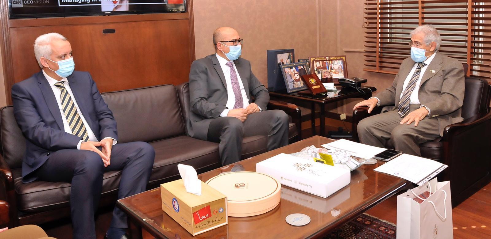 ٢٠٢١٠١١٣ ١٥٥٣٢٩ - السفير التونسي لدى البلاد: الكويت جسدت نموذجًا متميزًا للعمل الإنساني الخيري.     #العبدلي_نيوز