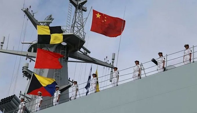 ٢٠٢١٠١١٦ ١٥١١٢٣ - الصين ترسل أسطولا بحريا في مهمة إلى خليج عدن