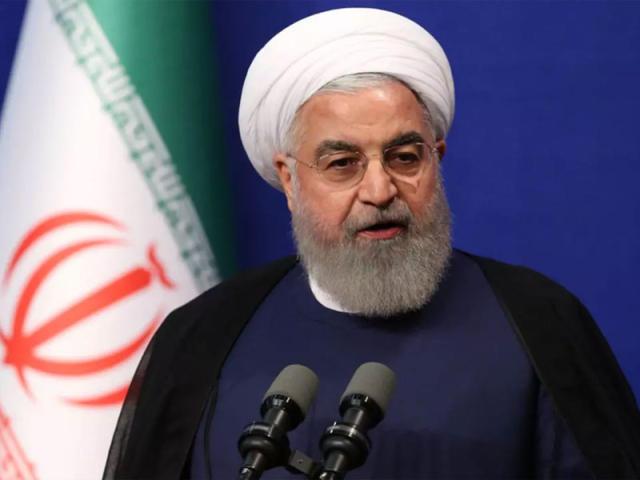 000000 - روحاني يحث بايدن على العودة للاتفاق النووي مع #إيران       #العبدلي_نيوز
