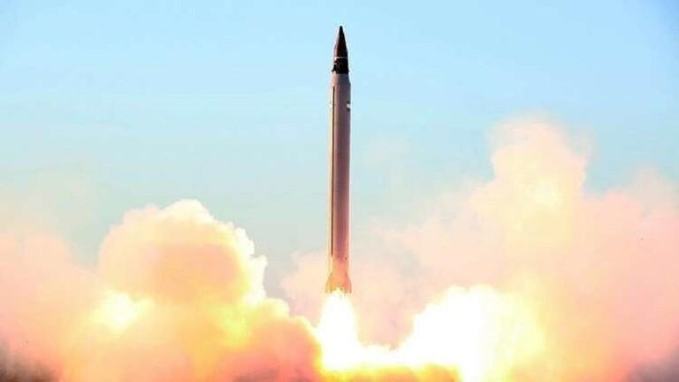 """6001e29f42360466f70c4d04 - إيران تنشر للمرة الأولى فيديو للهجوم الصاروخي على القوات الأمريكية في """"عين الأسد"""" بالعراق"""