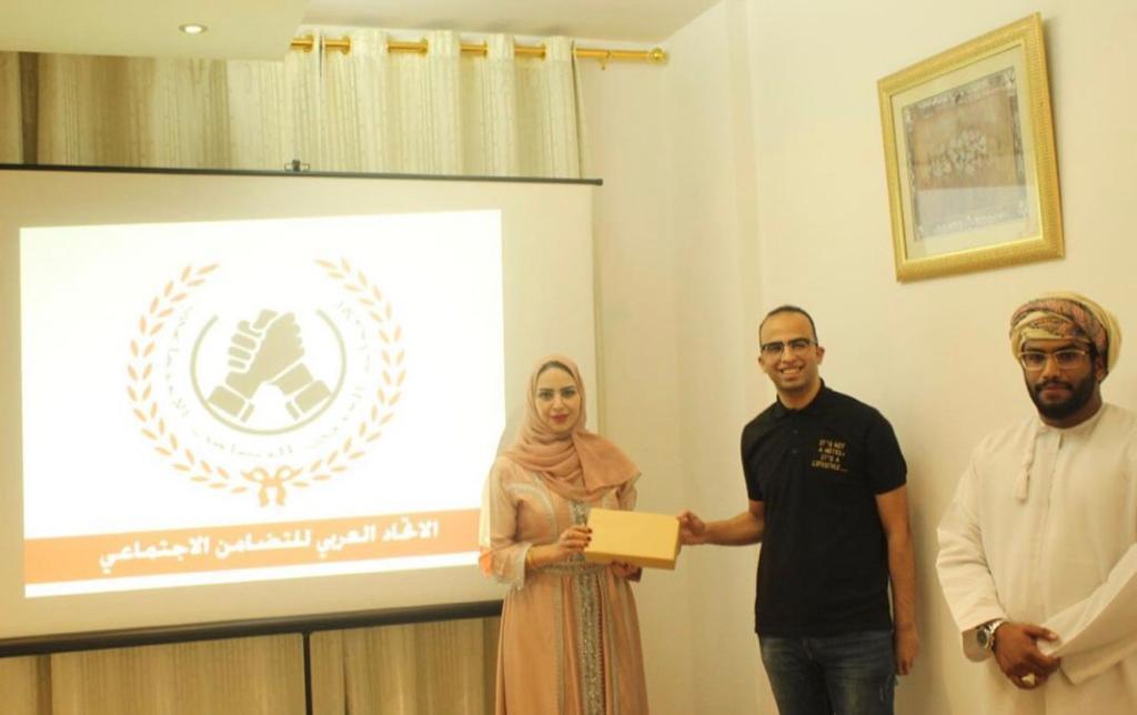 6d695a52 b50d 4d3d b775 3f2471985e22 - الإتحاد العربي للتضامن الإجتماعي يكرم أعضاء اللجان الفنية للمؤتمر العربي الاول للعمل الإجتماعي